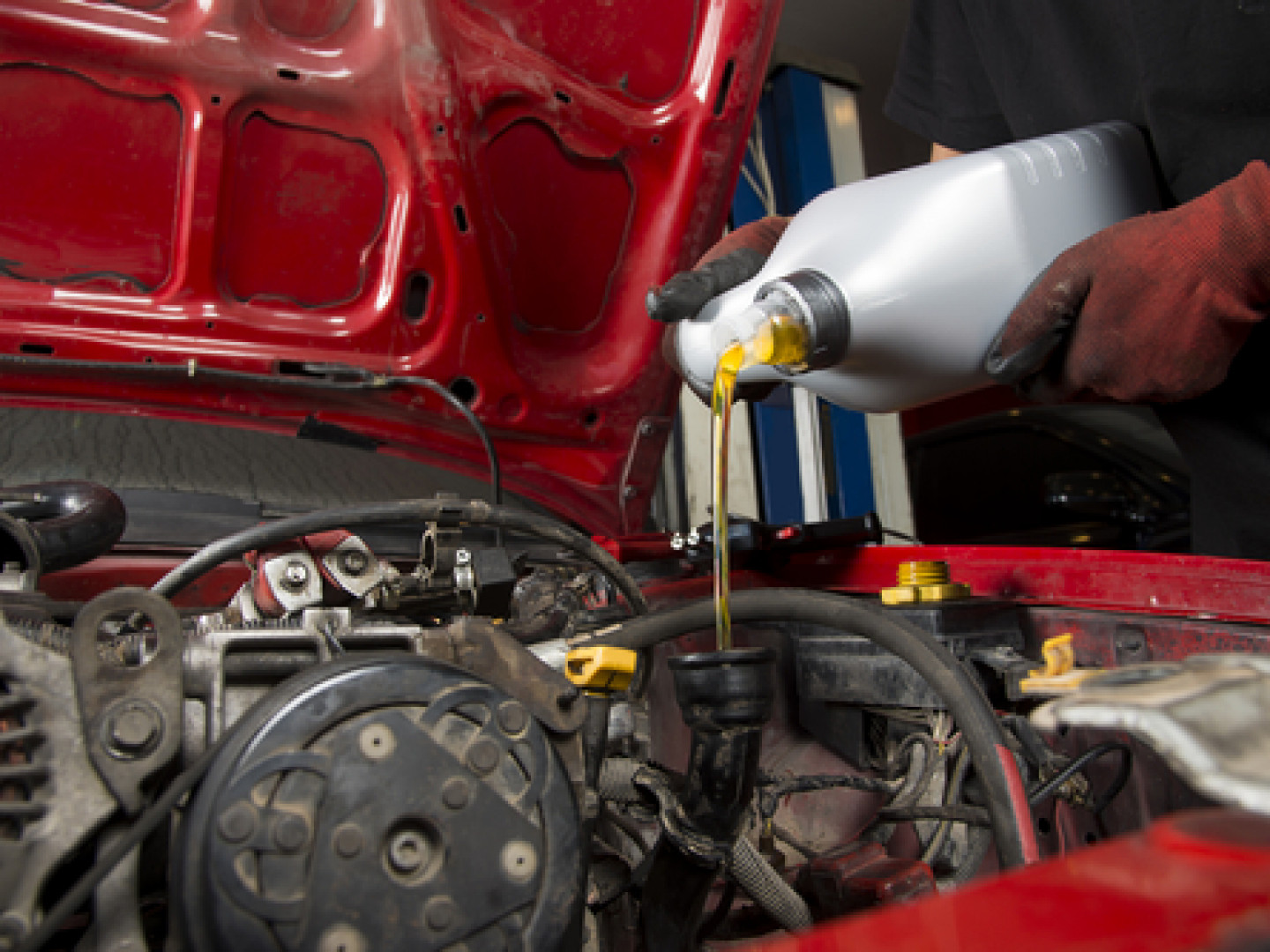 Why you need routine oil changes